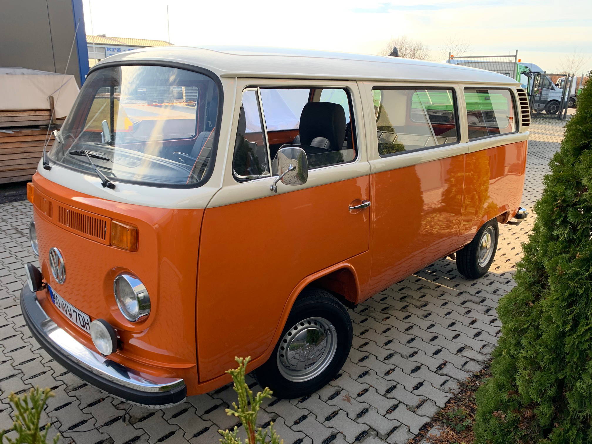 VW Bus T2